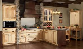 Hickory Kitchen Cabinets Fascinating Hickory Kitchen Cabinets Guru Designs