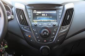 Veloster Hyundai Interior 2016 Hyundai Veloster Turbo Rally Edition Review Autoguide Com News