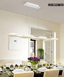 led kitchen lighting fixtures modern lamps for dining room led