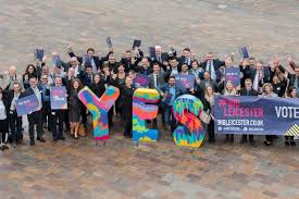 for bid plans for bid leicester formally launched leicester mercury