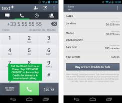 text plus unlimited minutes apk textplus launches international calling for android devices