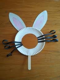 Easter Decorations Instructions by Best 25 Bunny Crafts Ideas On Pinterest Easter Crafts Kids