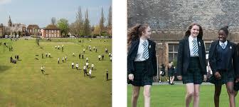 girls parents guide the good schools guide aldenham