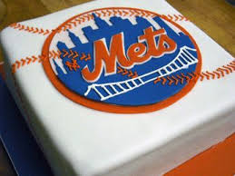 16 best mets cake images on pinterest baseball cakes biscuits