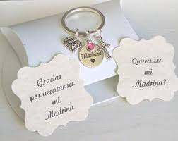 godmother keychain godmother keychain will you be my godmother gift for