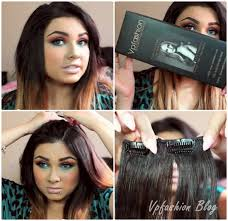 vpfashion ombre hair extensions ombre hair promote you to look like a s secret angel