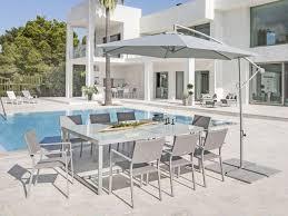 muebles de jardin carrefour muebles de jardín carrefour para un salón de verano unacasabonita
