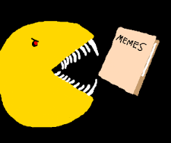 Pacman Memes - pac man with his fidget spinner