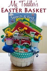 easter candy for toddlers inside my toddler s easter basket easter baskets easter and