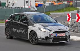 2016 ford focus rs review top speed
