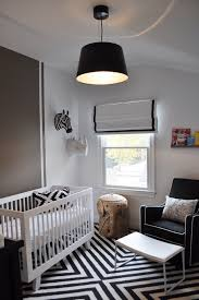 Black And White Stripped Rug Black And White Striped Rug Kids Transitional With Animal Head Art