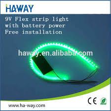 Led Strip Lights Battery Powered 12v Battery Powered Led Strip Light 12v Battery Powered Led Strip