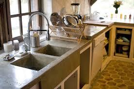 beton ciré pour plan de travail cuisine plan de travail en beton cuisine béton cellulaire