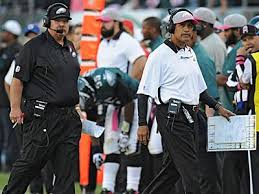 Andy Reid and Juan Castillo