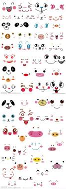 how to draw doodle faces diy simple pen home children can collect up to
