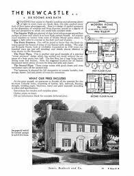colonial revival house plans 2010 april sears modern homes