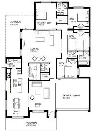 single storey house plans modern single story house plans attractive design 15 storey