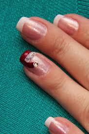 santa claus nail art polishpedia nail art nail guide father