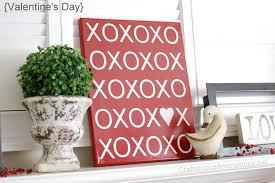 Valentine S Day Window Decor by Diy Home Decor Ideas For Valentine U0027s Day U2013 Cute Diy Projects