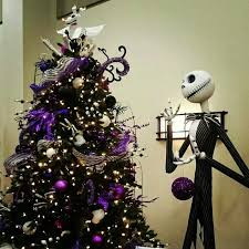 The Nightmare Before Christmas Home Decor The 25 Best Halloween Christmas Tree Ideas On Pinterest