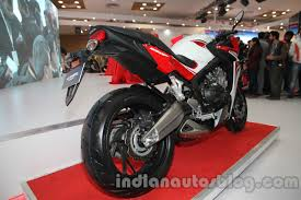 honda cbr india auto expo honda to produce cbr 650f in india next year