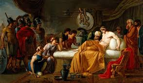 sensual paintings for the bedroom the story in paintings remembering a great general the