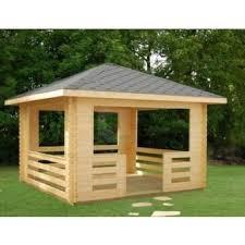 tonnelle de jardin en bois abris en bois de jardin dans barnum pergola et tonnelle achetez