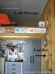 garage loft ideas saveemailgarage mezzanine ideas garage design venidami us