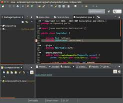 eclipse theme switcher how can i properly configure my eclipse luna dark theme stack
