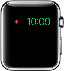 Battery Light Comes On And Off Status Icons And Symbols On Apple Watch Apple Support