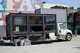 camion cuisine occasion 10 concept food trucks qui sortent de l ordinaire