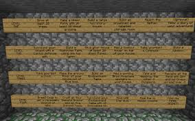 Challenge Minecraft Survival Island Challenge Maps Mapping And Modding Java