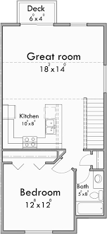 row house floor plans 50 best row and town homes and plans images on