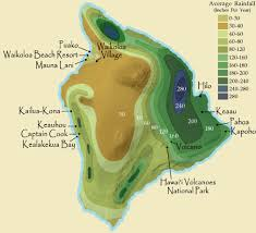 map of hawaii big island hawaii weather guide with oahu big island and kauai