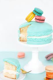 best 25 macaron cake ideas on pinterest macaroon cake