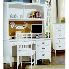 enchanting white computer desk with hutch computer desk with hutch