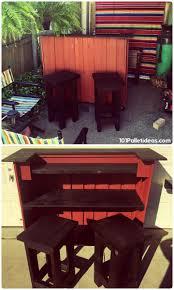 Pallet Garden Furniture 149 Best Bar Palette Images On Pinterest Pallet Ideas Pallet
