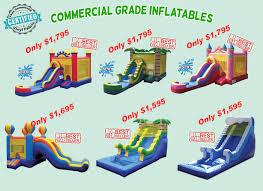 high quality slides bouncers usa