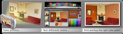 testyourcolors com wall painting simulation interior