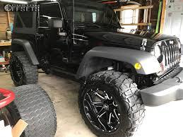 2009 jeep wrangler wheels 2009 jeep wrangler hostile alpha zone suspension lift 4in