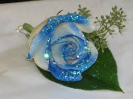 blue boutonniere florist the shimmer blue boutonniere ca 92821 ftd