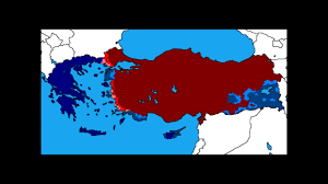 Greece Turkey Map by Alternate Wars Greece Kurdistan Cyprus Vs Turkey Youtube