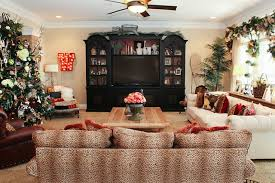 Holiday Decor Holiday Decor Traditional Living Room Columbus By Julie
