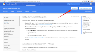 Google Maps Embed How To Embed Google Maps Api Key U2013 Trekksoft