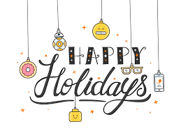 happy holidays by wanda arca dribbble