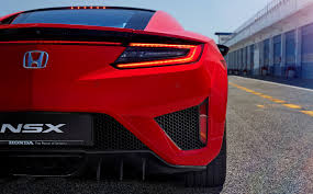 new honda sports car the clarkson review 2017 honda nsx