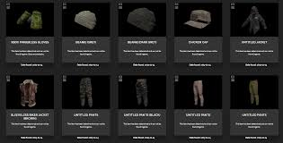 pubg skins 45 new skins found in pubg game files opskins marketplace blog