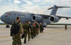 nato hq aircom canadian fighters get ready for nato deployment