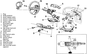 repair guides steering ignition lock switch autozone com