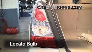 subaru forester tail light bulb tail light change 2006 2008 subaru forester 2006 subaru forester x